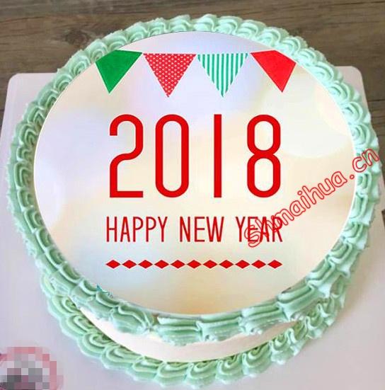 """新年蛋糕"""""""