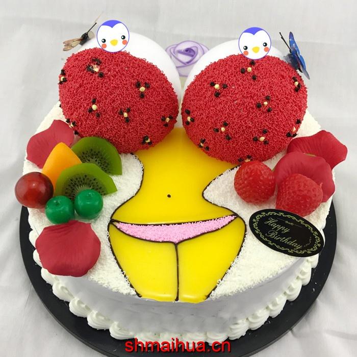 情趣蛋糕 比基尼的爱