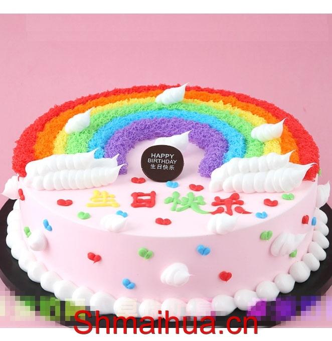 儿童生日蛋糕