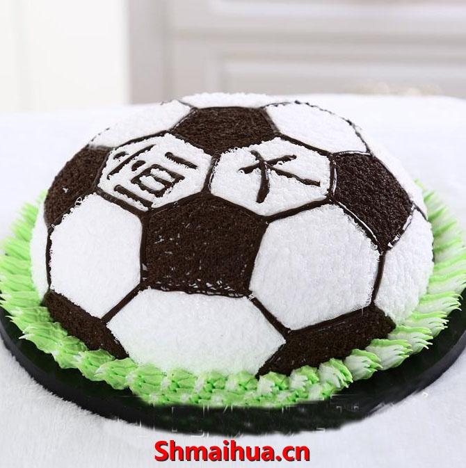 """足球蛋糕"""""""